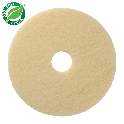 Beige Carpet floor pad